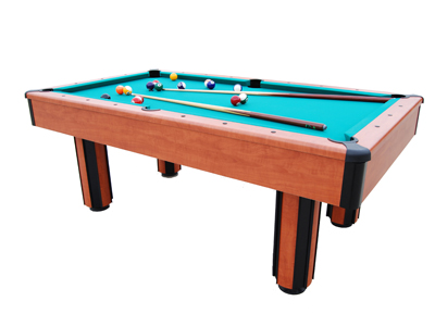 Pool Tables without coin mech Aladin